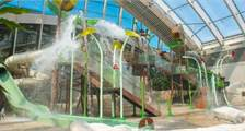 Doppelt Water Playhouse in Center Parcs Le Bois aux Daims
