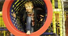 BALUBA Indoor-Spielwelt in Center Parcs Bispinger Heide
