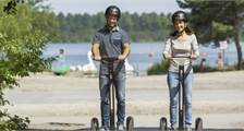 Segway-Fahren in Center Parcs Bispinger Heide
