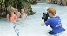 Fotoshoot in Center Parcs Bispinger Heide