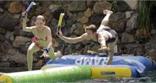 Cool Factor: Aqua Battle in Center Parcs Erperheide