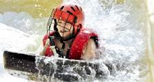 Cool Factor: Wildwasser-Rafting in Center Parcs De Kempervennen