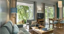 VIP-Ferienhaus (neues Design) LA889  in Center Parcs Le Lac d'Ailette