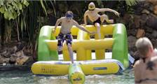 Cool Factor: Aqua Battle in Center Parcs Port Zélande