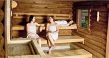 Sauna in Center Parcs De Vossemeren