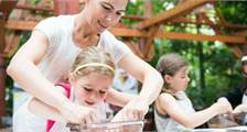 Kids Workshop: Backen in Center Parcs De Vossemeren